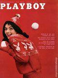 Playboy Magazine (1953-Present HMH Publishing) Vol. 8 #2