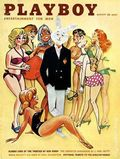 Playboy Magazine (1953-Present HMH Publishing) Vol. 8 #8