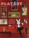Playboy Magazine (1953-Present HMH Publishing) Vol. 10 #1