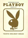 Playboy Magazine (1953-Present HMH Publishing) Vol. 10 #12