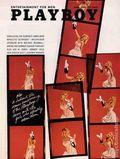 Playboy Magazine (1953-Present HMH Publishing) Vol. 13 #4