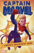 Captain Marvel Earth's Mightiest Hero TPB (2016-2019 Marvel) 5-1ST