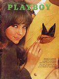 Playboy Magazine (1953-Present HMH Publishing) Vol. 15 #4