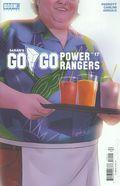 Go Go Power Rangers (2017 Boom) 17B