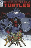 Teenage Mutant Ninja Turtles (2011 IDW) 91A