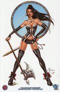 Grimm Fairy Tales Escape from Wonderland (2009 Zenescope) 0F