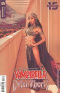 Vampirella Dejah Thoris (2018 Dynamite) 5F