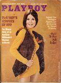 Playboy Magazine (1953-Present HMH Publishing) Vol. 19 #10