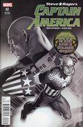 Captain America Steve Rogers (2016) 2D