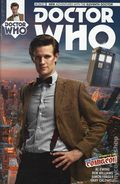 Doctor Who The Eleventh Doctor (2014 Titan) 1NYCC