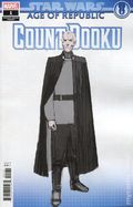 Star Wars Age of Republic Count Dooku (2019) 1B