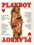 Playboy Magazine (1953-Present HMH Publishing) Vol. 25 #2