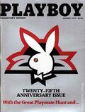 Playboy Magazine (1953-Present HMH Publishing) Vol. 26 #1