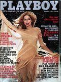 Playboy Magazine (1953-Present HMH Publishing) Vol. 28 #1