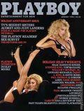 Playboy Magazine (1953-Present HMH Publishing) Vol. 30 #1