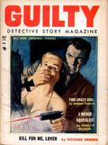 Guilty Detective Story Magazine (1956-1963 Feature Publications) Pulp Vol. 1 #1