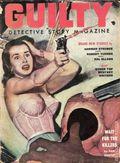 Guilty Detective Story Magazine (1956-1963 Feature Publications) Pulp Vol. 1 #2