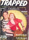 Trapped Detective Story Magazine (1956-1963 Headline Publications) Pulp Vol. 1 #4