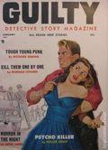 Guilty Detective Story Magazine (1956-1963 Feature Publications) Pulp Vol. 1 #4