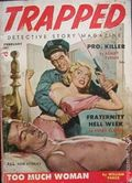 Trapped Detective Story Magazine (1956-1963 Headline Publications) Pulp Vol. 1 #5