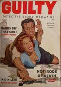 Guilty Detective Story Magazine (1956-1963 Feature Publications) Pulp Vol. 1 #5