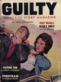 Guilty Detective Story Magazine (1956-1963 Feature Publications) Pulp Vol. 1 #6