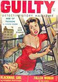 Guilty Detective Story Magazine (1956-1963 Feature Publications) Pulp Vol. 2 #1