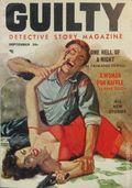 Guilty Detective Story Magazine (1956-1963 Feature Publications) Pulp Vol. 2 #2
