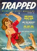 Trapped Detective Story Magazine (1956-1963 Headline Publications) Pulp Vol. 2 #3
