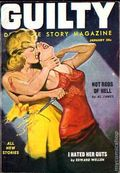 Guilty Detective Story Magazine (1956-1963 Feature Publications) Pulp Vol. 2 #4