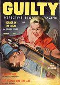 Guilty Detective Story Magazine (1956-1963 Feature Publications) Pulp Vol. 2 #5