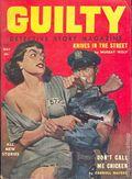 Guilty Detective Story Magazine (1956-1963 Feature Publications) Pulp Vol. 2 #6