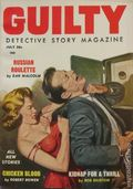 Guilty Detective Story Magazine (1956-1963 Feature Publications) Pulp Vol. 3 #1