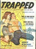 Trapped Detective Story Magazine (1956-1963 Headline Publications) Pulp Vol. 3 #4
