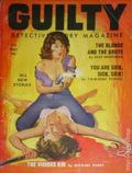 Guilty Detective Story Magazine (1956-1963 Feature Publications) Pulp Vol. 3 #6