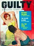 Guilty Detective Story Magazine (1956-1963 Feature Publications) Pulp Vol. 4 #1