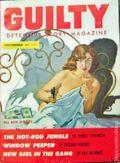 Guilty Detective Story Magazine (1956-1963 Feature Publications) Pulp Vol. 4 #2