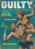 Guilty Detective Story Magazine (1956-1963 Feature Publications) Pulp Vol. 4 #3