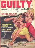 Guilty Detective Story Magazine (1956-1963 Feature Publications) Pulp Vol. 4 #4