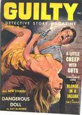 Guilty Detective Story Magazine (1956-1963 Feature Publications) Pulp Vol. 4 #5