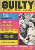 Guilty Detective Story Magazine (1956-1963 Feature Publications) Pulp Vol. 4 #6