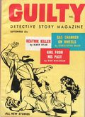 Guilty Detective Story Magazine (1956-1963 Feature Publications) Pulp Vol. 5 #1