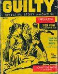 Guilty Detective Story Magazine (1956-1963 Feature Publications) Pulp Vol. 5 #3