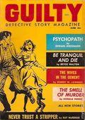 Guilty Detective Story Magazine (1956-1963 Feature Publications) Pulp Vol. 5 #4