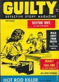 Guilty Detective Story Magazine (1956-1963 Feature Publications) Pulp Vol. 6 #1
