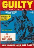 Guilty Detective Story Magazine (1956-1963 Feature Publications) Pulp Vol. 6 #2