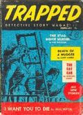 Trapped Detective Story Magazine (1956-1963 Headline Publications) Pulp Vol. 6 #3