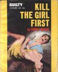 Guilty Detective Story Magazine (1956-1963 Feature Publications) Pulp Vol. 7 #1