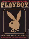 Playboy Magazine (1953-Present HMH Publishing) Vol. 31 #1
