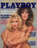 Playboy Magazine (1953-Present HMH Publishing) Vol. 32 #4